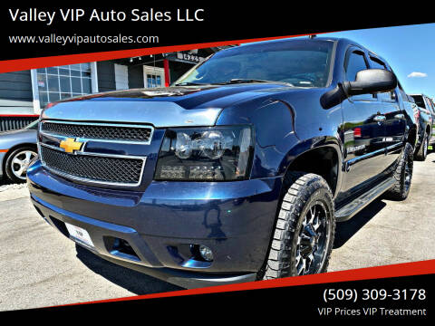 2007 Chevrolet Avalanche for sale at Valley VIP Auto Sales LLC in Spokane Valley WA