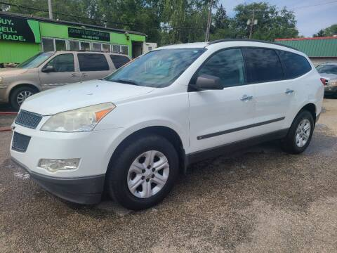 2009 Chevrolet Traverse for sale at Johnny's Motor Cars in Toledo OH