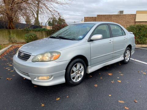 2005 Toyota Corolla for sale at Michaels Used Cars Inc. in East Lansdowne PA