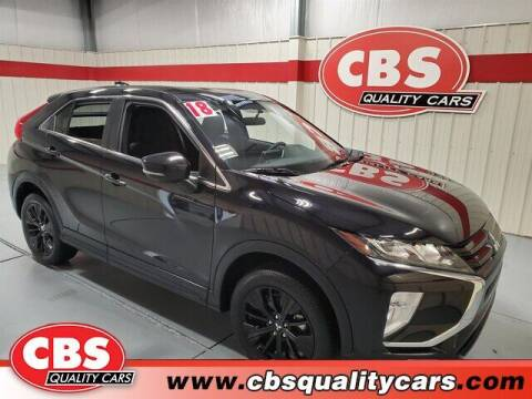 2018 Mitsubishi Eclipse Cross for sale at CBS Quality Cars in Durham NC
