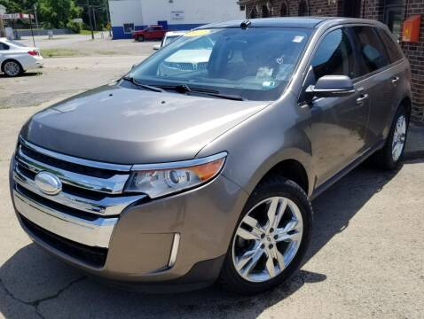 2013 Ford Edge for sale at SUPERIOR MOTORSPORT INC. in New Castle PA
