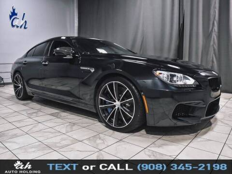 2015 BMW M6 for sale at AUTO HOLDING in Hillside NJ