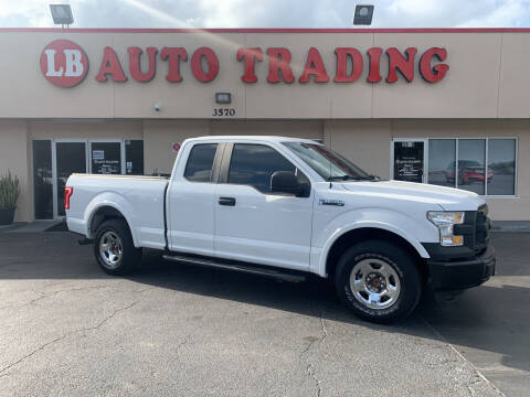 2016 Ford F-150 for sale at LB Auto Trading in Orlando FL