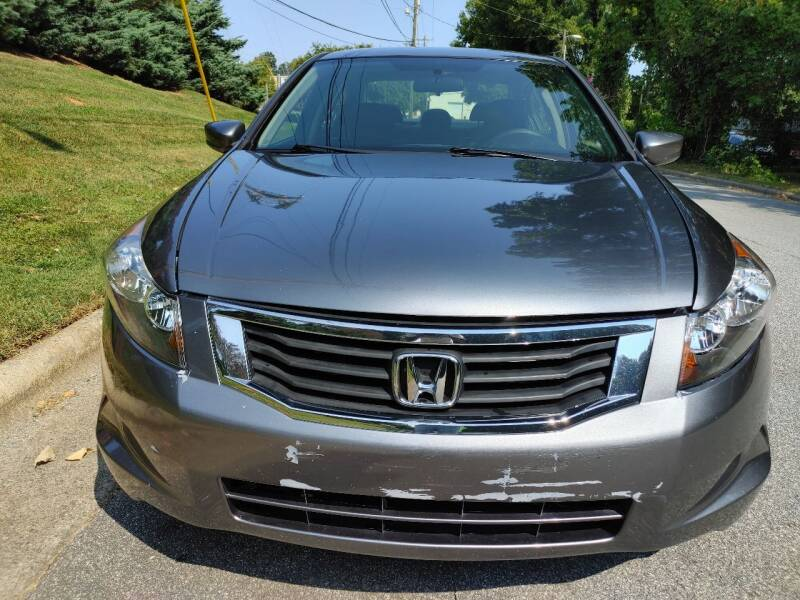 2012 Honda Accord for sale at IMPORT AUTO SOLUTIONS, INC. in Greensboro NC