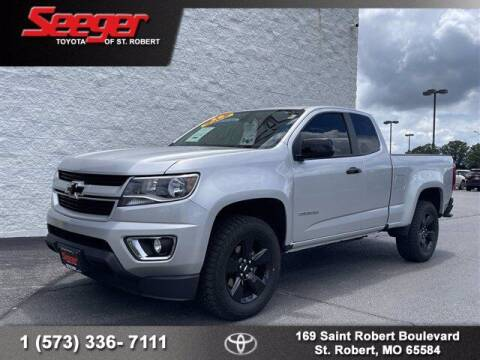 2016 Chevrolet Colorado for sale at SEEGER TOYOTA OF ST ROBERT in Saint Robert MO