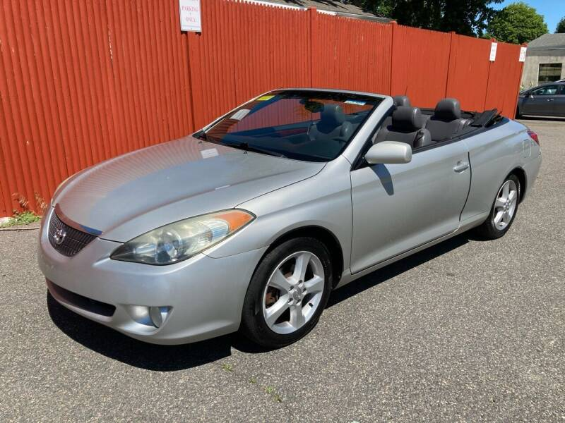 2005 Toyota Camry Solara for sale at Bill's Auto Sales in Peabody MA