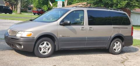 2003 Pontiac Montana for sale at Superior Auto Sales in Miamisburg OH