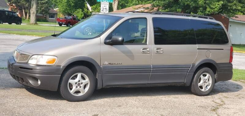 2003 Pontiac Montana for sale in Miamisburg, OH