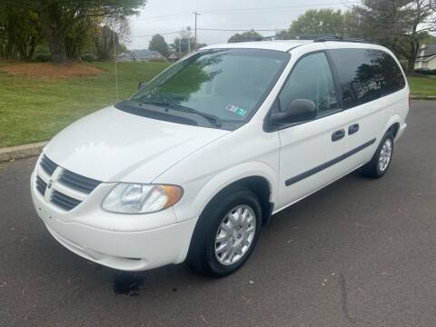 2007 Dodge Grand Caravan for sale at P&H Motors in Hatboro PA