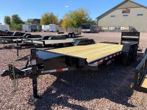 2021 Midsota ET8218 #0894 for sale at Prairie Wind Trailers, LLC in Harrisburg SD