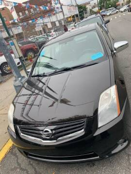 2011 Nissan Sentra for sale at GARET MOTORS in Maspeth NY