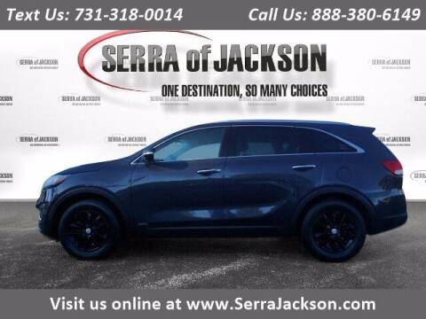 2017 Kia Sorento for sale at Serra Of Jackson in Jackson TN