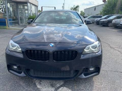 2014 BMW 5 Series for sale at A&R Motors in Baltimore MD
