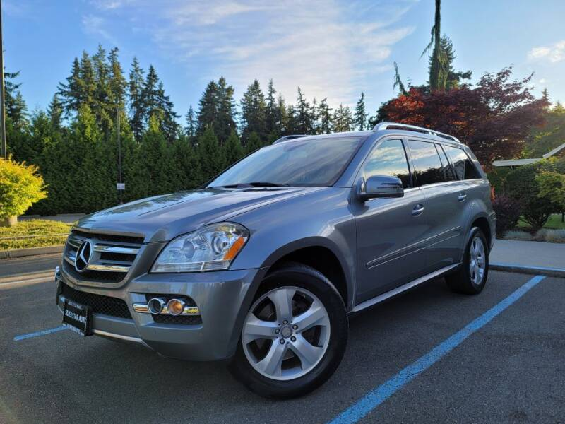 2011 Mercedes-Benz GL-Class for sale at Silver Star Auto in Lynnwood WA