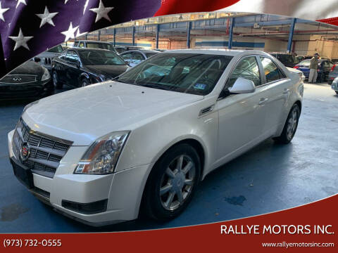 2009 Cadillac CTS for sale at Rallye  Motors inc. in Newark NJ