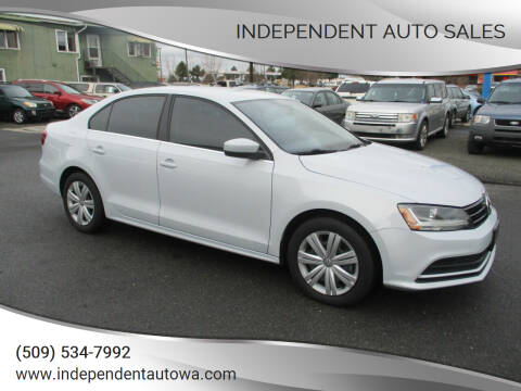2017 Volkswagen Jetta for sale at Independent Auto Sales in Spokane Valley WA