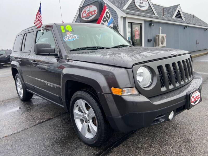 2014 Jeep Patriot for sale at Cape Cod Carz in Hyannis MA