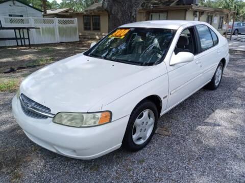 2001 Nissan Altima for sale at Allen's Friendly Auto Sales in Sanford FL
