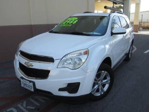 2013 Chevrolet Equinox for sale at PREFERRED MOTOR CARS in Covina CA