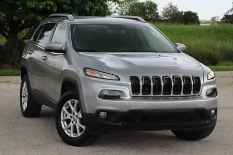 2014 Jeep Cherokee for sale at Big O Auto LLC in Omaha NE