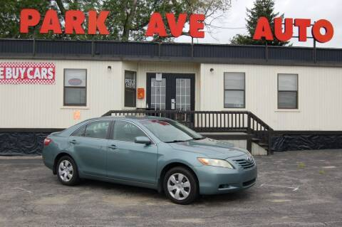 2009 Toyota Camry for sale at Park Ave Auto Inc. in Worcester MA