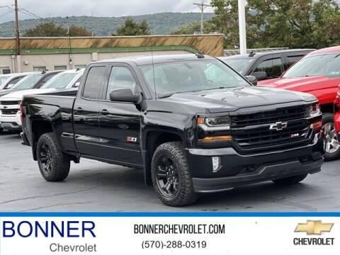 2019 Chevrolet Silverado 1500 LD for sale at Bonner Chevrolet in Kingston PA