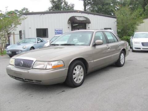 2003 Mercury Grand Marquis for sale at Pure 1 Auto in New Bern NC