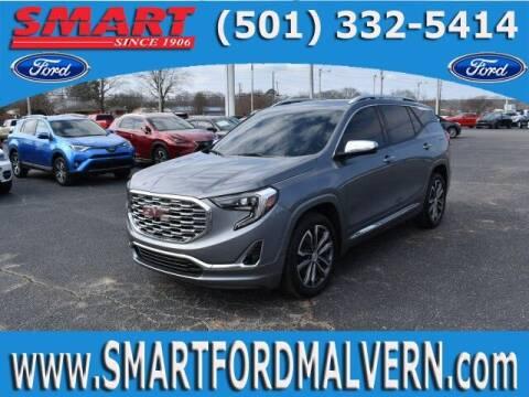 2018 GMC Terrain for sale at Smart Auto Sales of Benton in Benton AR