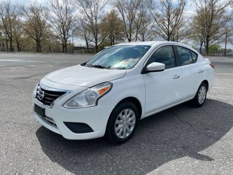 2017 Nissan Versa for sale at Amicars in Easton PA