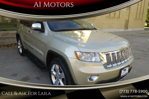 2012 Jeep Grand Cherokee for sale at A1 Motors Inc in Chicago IL