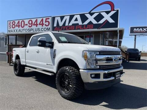 2019 Ford F-250 Super Duty for sale at Maxx Autos Plus in Puyallup WA