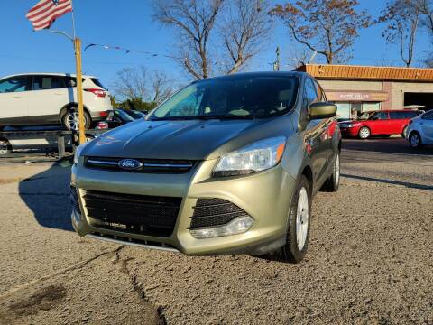 2014 Ford Escape for sale at Lamarina Auto Sales in Dearborn Heights MI