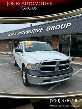 2017 RAM Ram Pickup 1500 for sale at Jones Automotive Group in Jacksonville NC