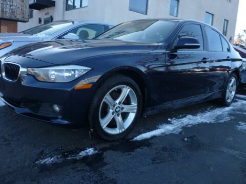 2014 BMW 3 Series for sale at Sindibad Auto Sale, LLC in Englewood CO