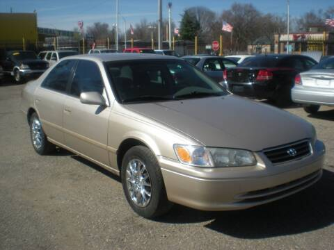 2001 Toyota Camry for sale at Automotive Center in Detroit MI