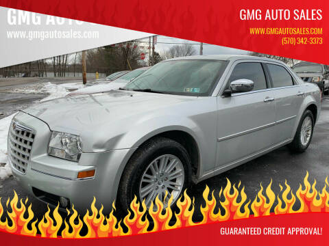 2010 Chrysler 300 for sale at GMG AUTO SALES in Scranton PA
