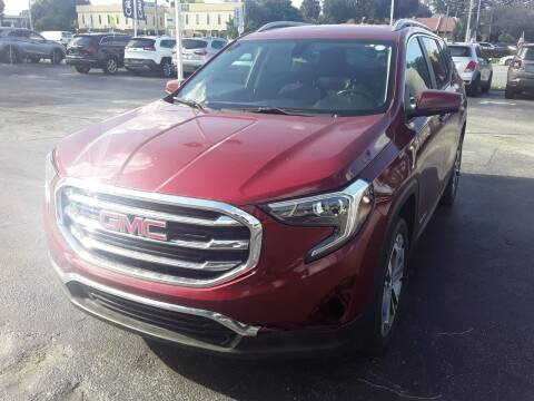 2019 GMC Terrain for sale at YOUR BEST DRIVE in Oakland Park FL