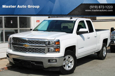 2015 Chevrolet Silverado 1500 for sale at Master Auto Group in Raleigh NC