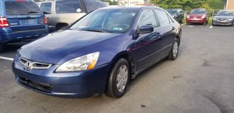 2004 Honda Accord for sale at Roy's Auto Sales in Harrisburg PA