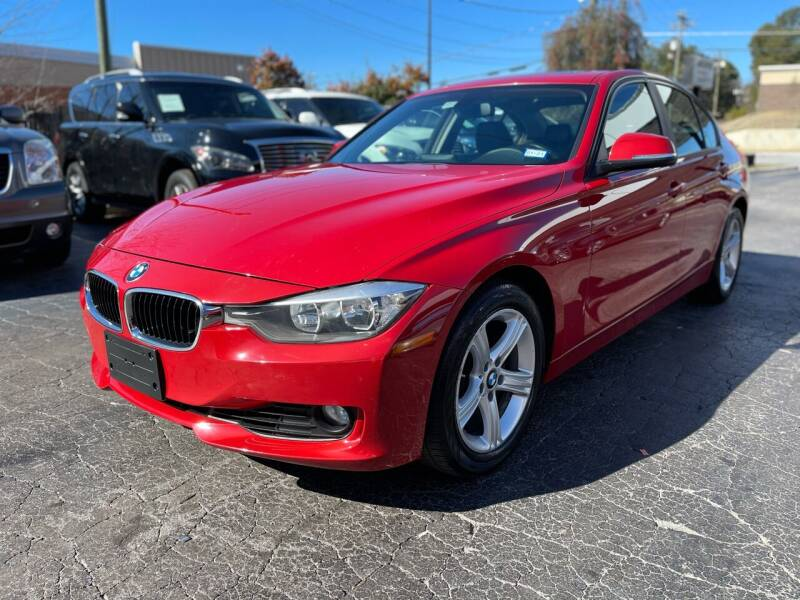 2013 BMW 3 Series for sale at Magic Motors Inc. in Snellville GA