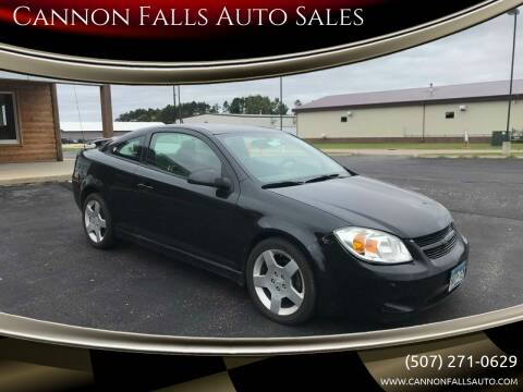 2010 Chevrolet Cobalt for sale at Cannon Falls Auto Sales in Cannon Falls MN