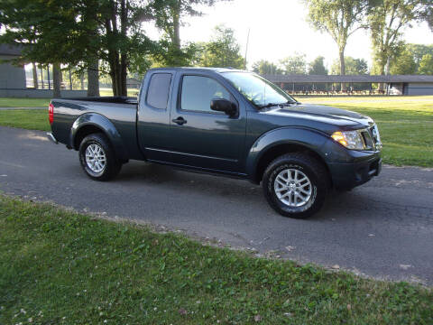 2015 Nissan Frontier for sale at Dave Thornton North East Motors in North East PA