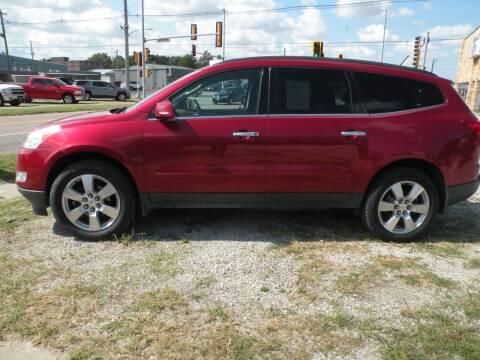 2012 Chevrolet Traverse for sale at Kingdom Auto Centers in Litchfield IL