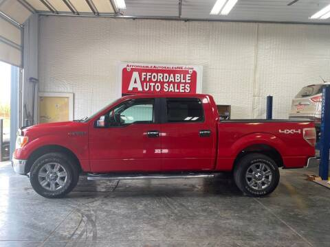 2010 Ford F-150 for sale at Affordable Auto Sales in Humphrey NE