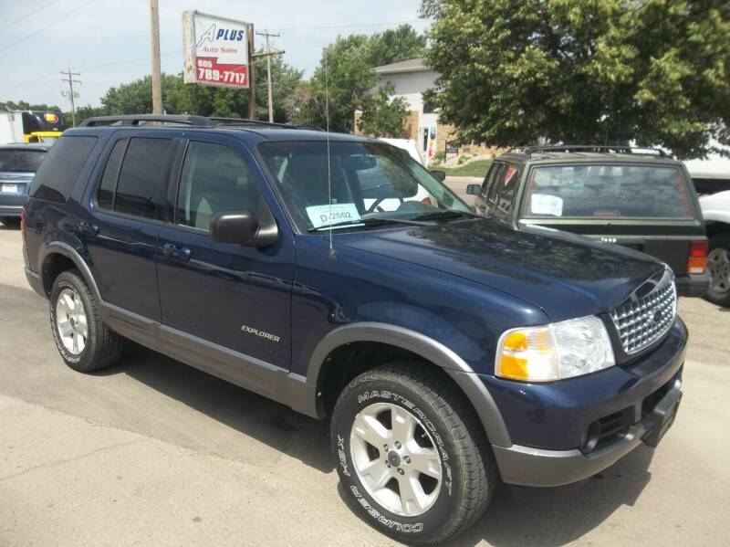 2004 Ford Explorer for sale at A Plus Auto Sales in Sioux Falls SD