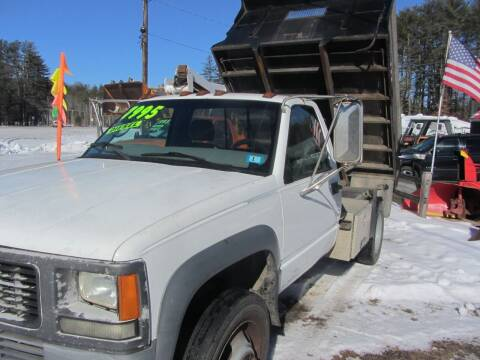 2000 GMC Sierra 3500 for sale at Jons Route 114 Auto Sales in New Boston NH
