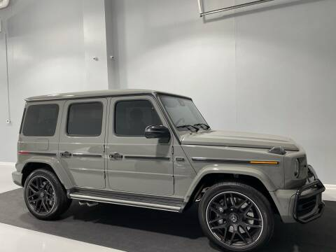 2021 Mercedes-Benz G-Class for sale at POTOMAC WEST MOTORS in Springfield VA