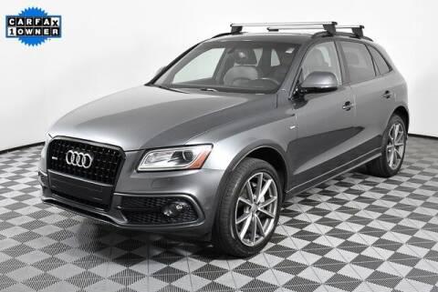 2016 Audi Q5 for sale at Southern Auto Solutions - Georgia Car Finder - Southern Auto Solutions-Jim Ellis Volkswagen Atlan in Marietta GA