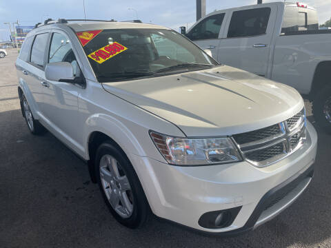 2012 Dodge Journey for sale at Top Line Auto Sales in Idaho Falls ID
