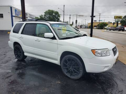 2008 Subaru Forester for sale at Appleton Motorcars Sales & Service in Appleton WI